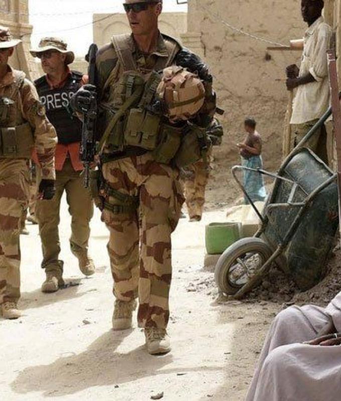 مقتل زعيم القاعدة في بلاد المغرب