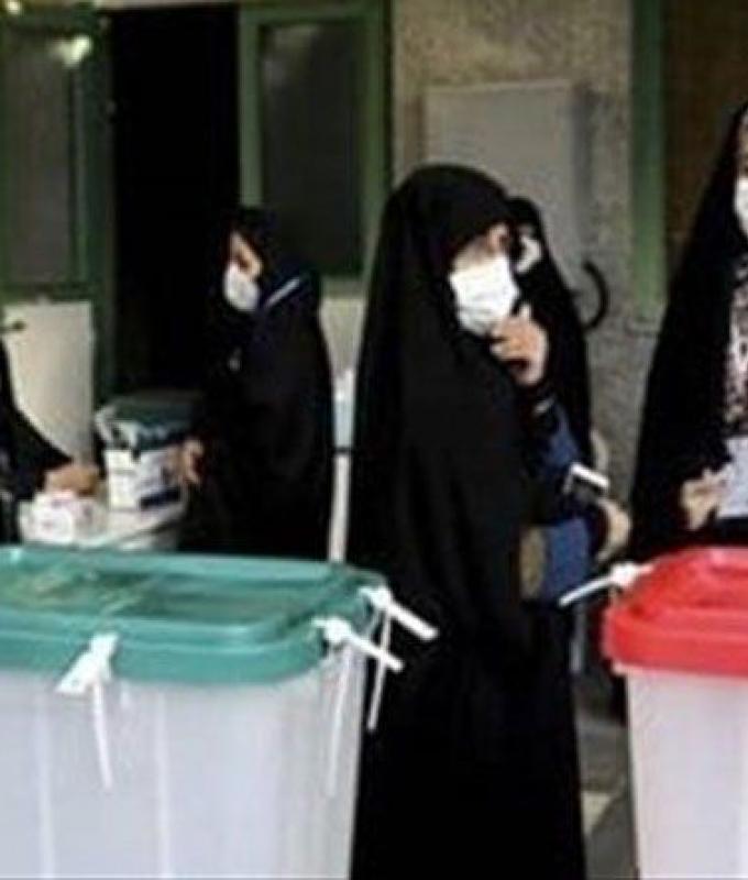 إغلاق مراكز الاقتراع في إيران وتمديد التصويت في بعض المراكز
