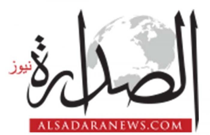 بالصورة: إنهيار صخور على طريق في نمرين الضنية