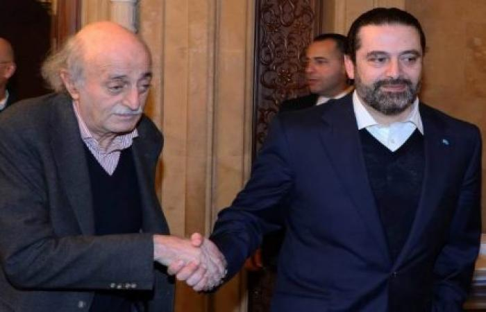 النظام السوري مستعد لمصالحة الحريري..مقابل جنبلاط