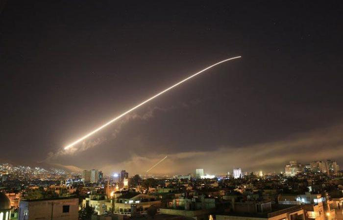 بالفيديو: أصوات انفجارات تهز دمشق