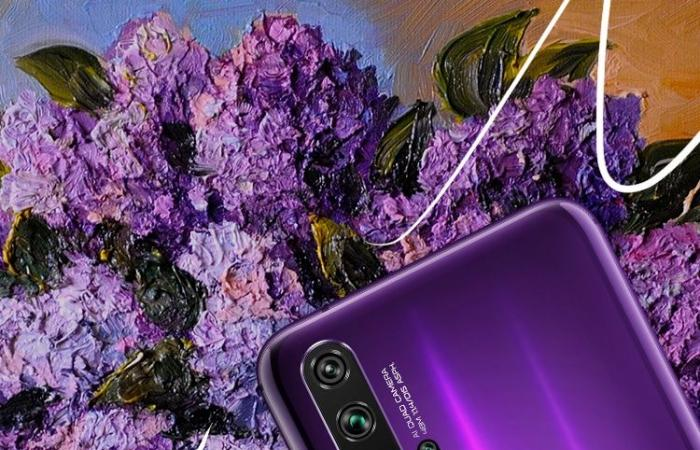 لون حياتك بإيجابية وتفاؤل وسعادة مع الهاتف الجديد Honor 20 Pro