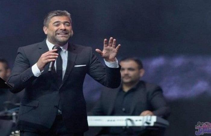 وائل كفوري يشدو بأجمل أغانيه في أوَّل حفل له في السعودية
