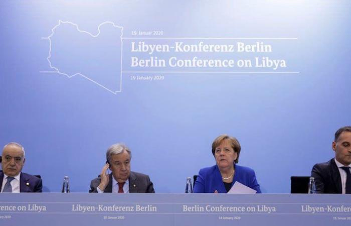 قمة برلين: وضع خريطة طريق سياسية بشأن ليبيا