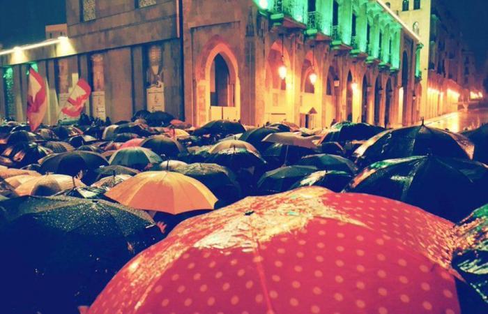 عودة الهدوء إلى وسط بيروت