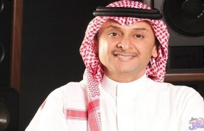"""عبدالمجيد عبدالله متفاجئ من طرح إبنه أولى أغنياته على """"يوتيوب"""""""