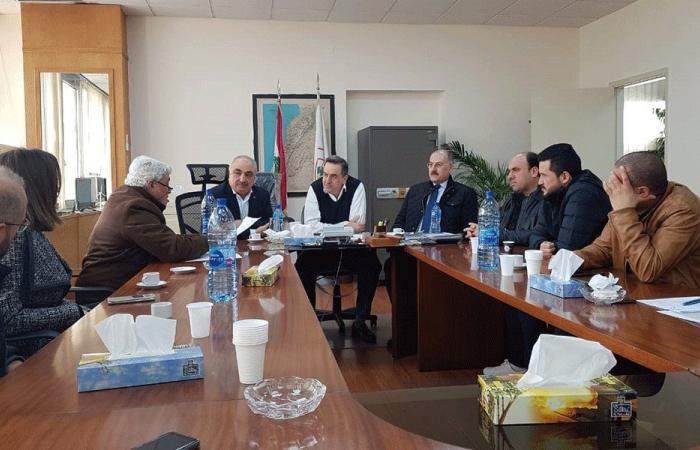 """اجتماع في كهرباء لبنان لـ""""رفع الغبن عن الناعمة"""""""