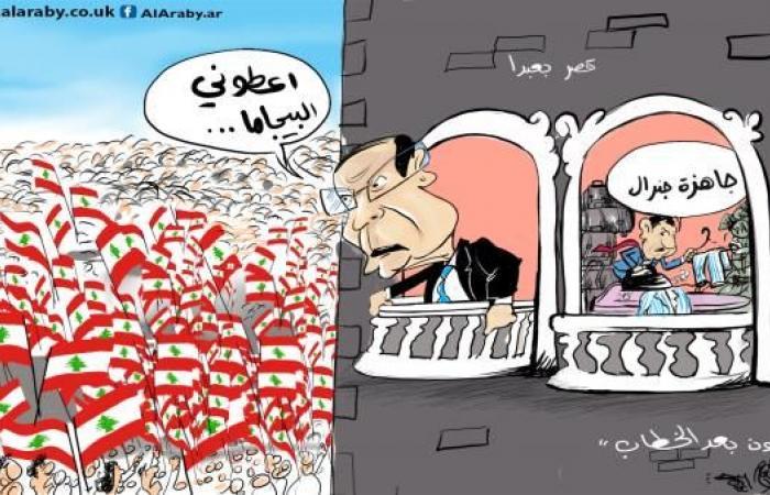 استقالة عون هدفاً ثانياً للانتفاضة اللبنانية
