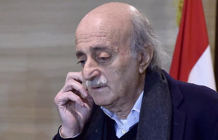 """وليد جنبلاط لـ""""العرب"""": لا أتحمل وحدي مسؤولية الدعوة إلى استقالة عون"""
