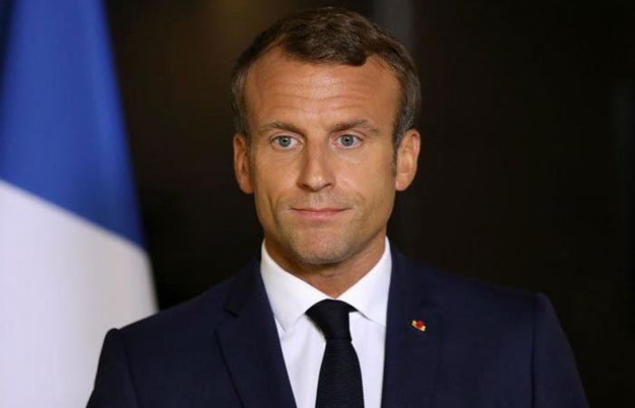 ماكرون: لن نسمح بتطبيق القوانين التركية في فرنسا