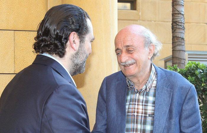"""الحريري: جنبلاط حليفي الأول… ولا صدام مع """"الحزب"""" وأمل"""