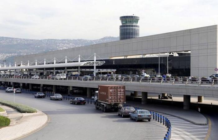 وصول طائرة من باريس على متنها 155 لبنانيًا