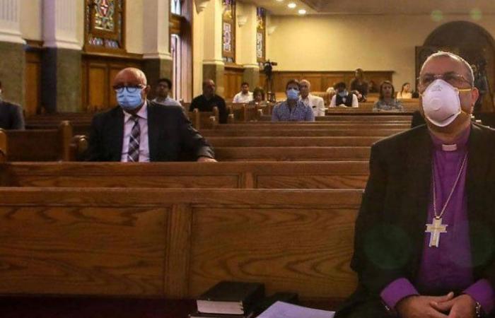 استمرار وقف صلوات الكنائس في مصر