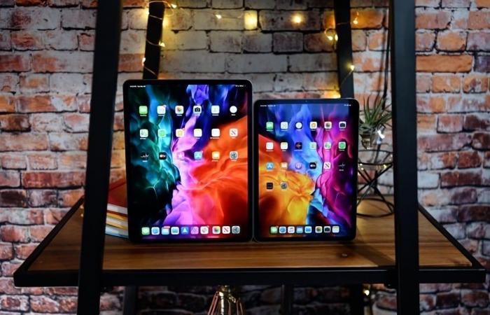 iPad Air 4 يأتي بشاشة بقياس 11 إنشًا ومنفذ USB-C
