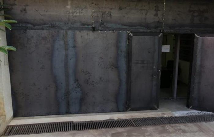 بالصور: تحصين وزارة الطاقة حديدياً!