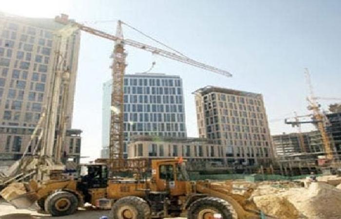 هيئة المقاولين السعودية: تراجع ترسية المشاريع 40% بسبب كورونا
