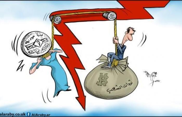 من ينقذ بشار الأسد؟