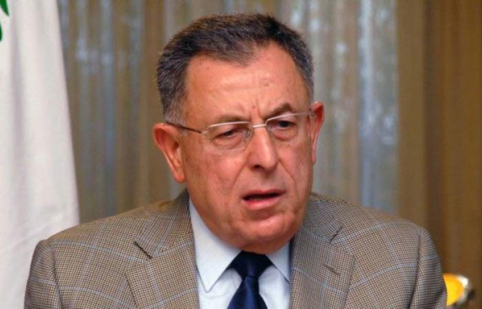 السنيورة: عون يستغبي عقول اللبنانيين وكل همه إيصال صهره إلى الرئاسة