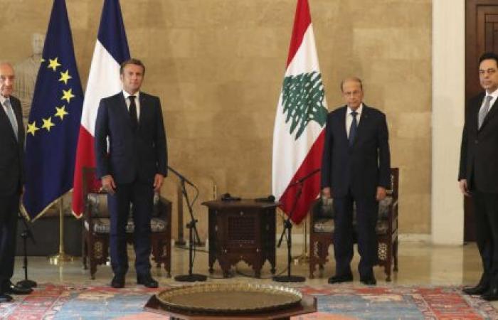 ميثاق جديد للبنان.. مصادر تكشف تفاصيل لقاءات ماكرون في قصر الصنوبر