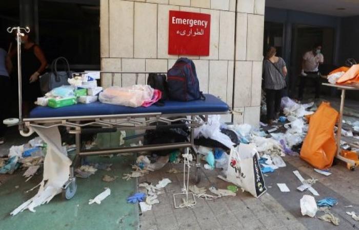 مستشفيات لبنان وأطباؤه: لا نريد مستشفيات ميدانية بل معدّات وأموال