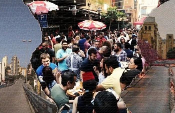 """الكورونا """"تنفجر"""" في لبنان.. وخلاف حول جدوى الإقفال التام"""