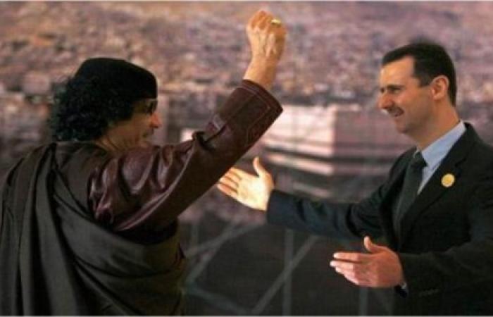 الفراشة تولد إعصاراً: عندما قال القذافي ليبيا ليست تونس وقال بشار الأسد سوريا ليست مصر!