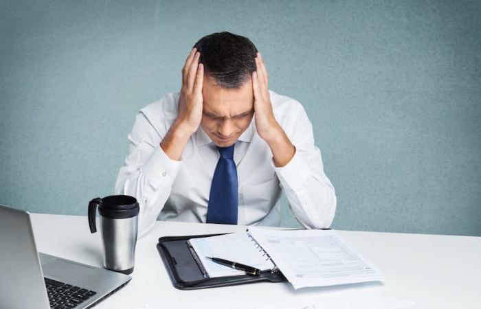 هل يؤدى الإجهاد والتوتر فى العمل إلى السكتة الدماغية؟
