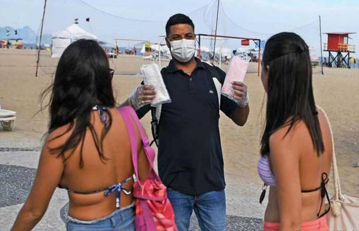 البرازيل تسجل أعلى حصيلة إصابات يومية بكورونا