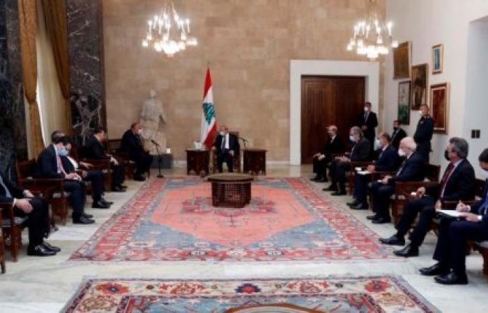 مصر متفاجئة بعون: دعوة للراعي وتصعيد فرنسي ضد العهد