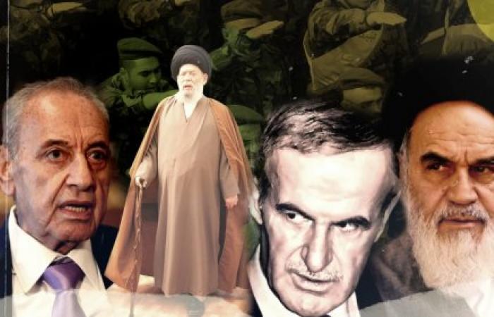 """الرواية الإيرانية لتأسيس """"حزب الله"""""""