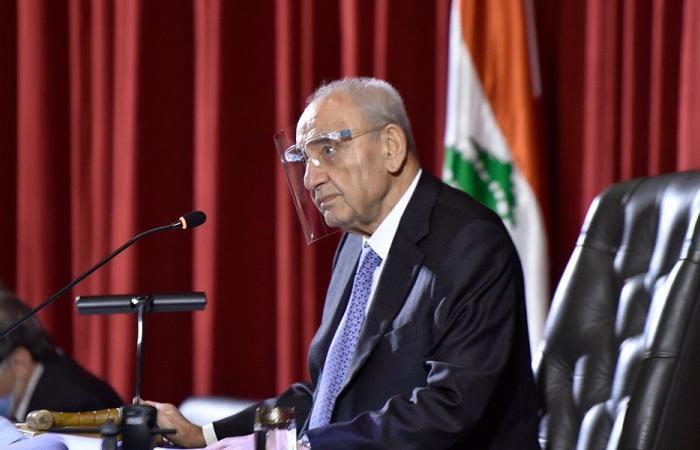 بري: لتوحيد الجهود الوطنية الصادقة لإنقاذ لبنان