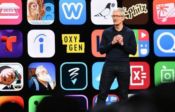 آبل رفضت مليون تطبيق جديد في عام 2020
