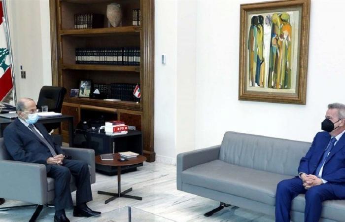 """اجتماع إيجابي بين عون وسلامة… """"الحاكم"""" الوحيد القادر على الأفعال"""