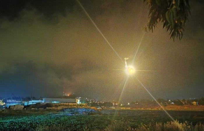 توتر عند الحدود ليلًا… وإسرائيل تأسر شابًا!