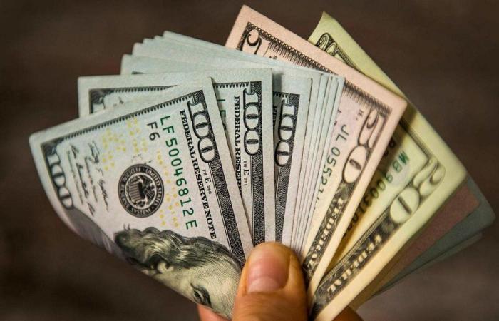 عجاقة: شراء الدولارات من المنصة أفضل