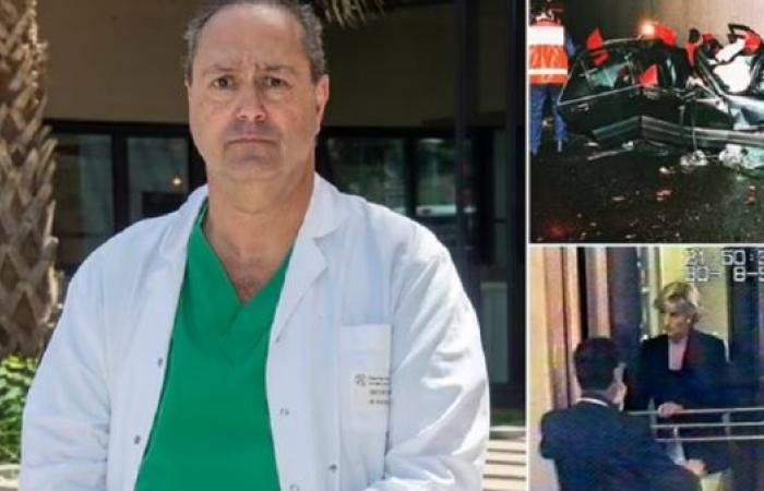 جراح عربي الأصل حاول وحده انقاذ الأميرة ديانا بالمستشفى