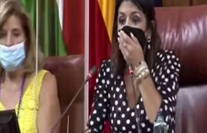 فأر في برلمان إسبانيا قلب المجلس وأرعب النواب