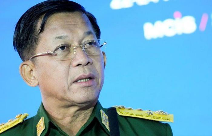 حاكم ميانمار العسكري رئيساً للوزراء