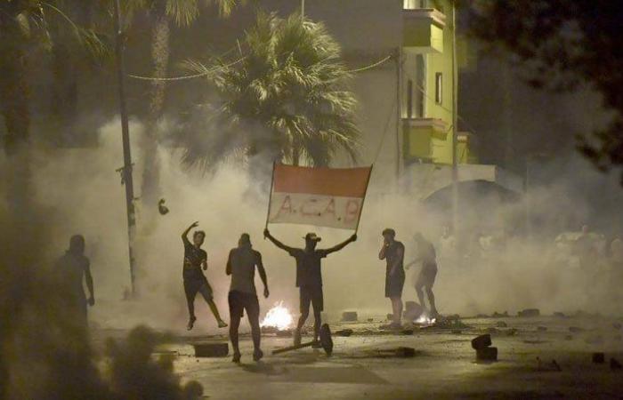 مصر تدعو لتجنب التصعيد ضد مؤسسات الدولة في تونس