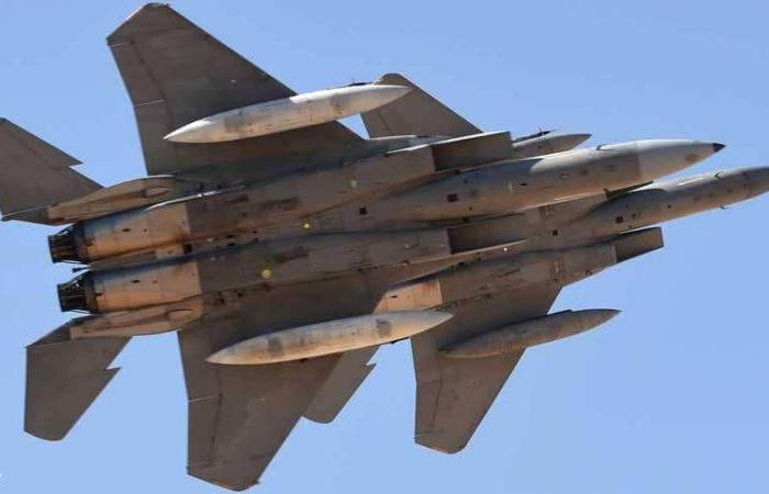 """""""التحالف"""": تدمير طائرة مسيرة أطلقها الحوثيون باتجاه السعودية"""