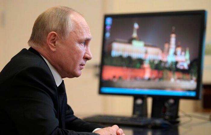 بوتين: مصيبة هائلة