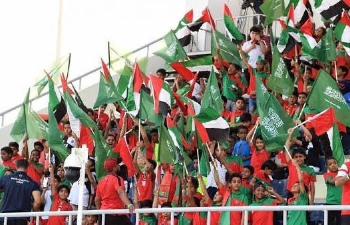 الدوري الإماراتي يحتفل باليوم الوطني السعودي