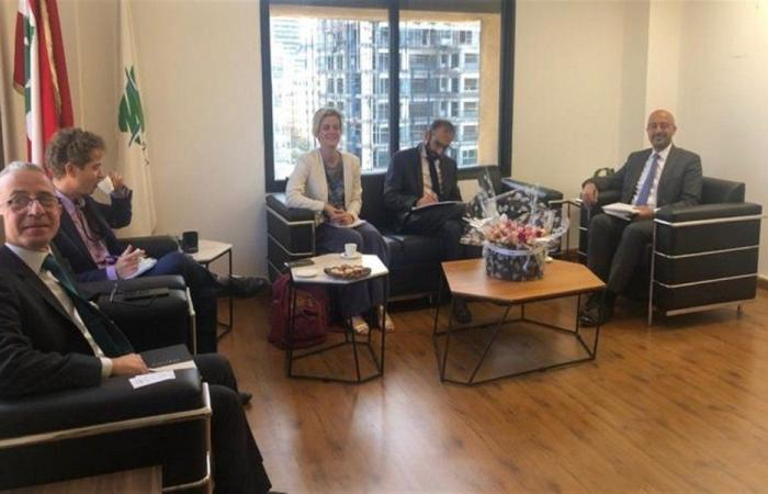 """تلوث """"الليطاني"""" على طاولة وزير البيئة والبنك الدولي"""