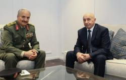 تفاصيل مفاوضات موسكو: من تأنيب عقيلة صالح لغضب بوتين