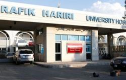 مستشفى الحريري: 42 إصابة بكورونا في العزل وشفاء 54 حالة
