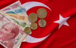 الليرة التركية تتراجع بعد تثبيت المركزي لسعر الفائدة